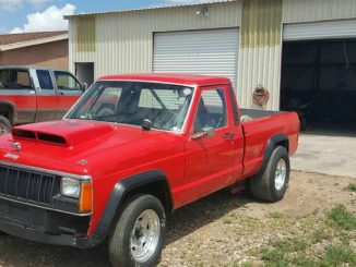 jeep comanche for sale in albuquerque mj 1986 1992 trucks parts. Black Bedroom Furniture Sets. Home Design Ideas