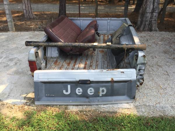 1987 Jeep Comanche 6ft Bed With Hood For Sale In Caroline