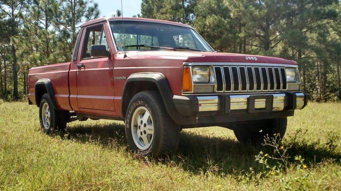jeep comanche for sale 1986 1992 us canada mexico classifieds. Black Bedroom Furniture Sets. Home Design Ideas