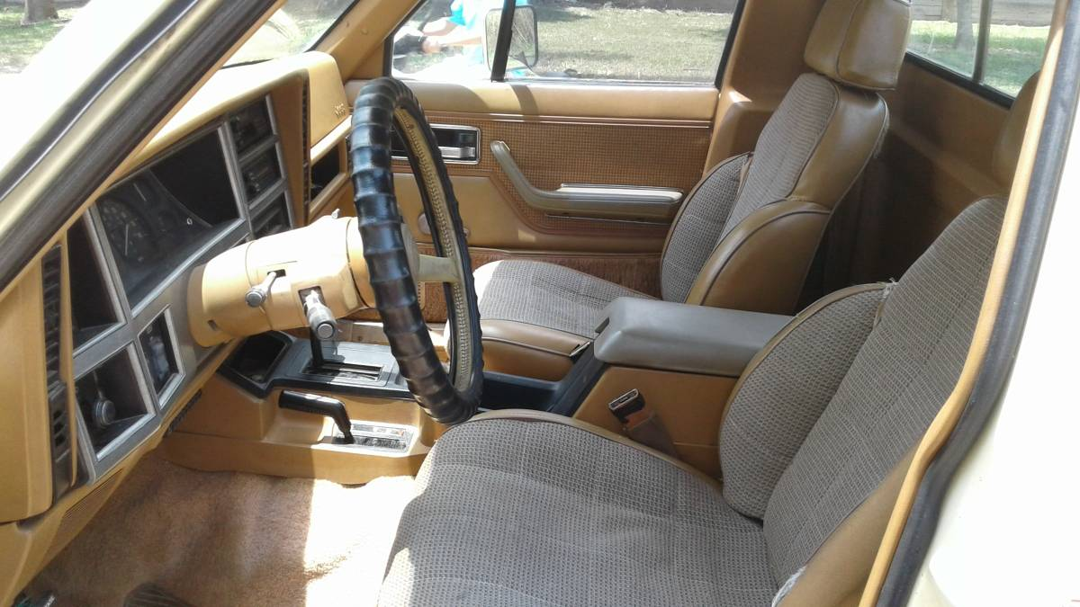 1989 Jeep Comanche 4x4 V6 Auto For Sale in Brownsville, TX ...