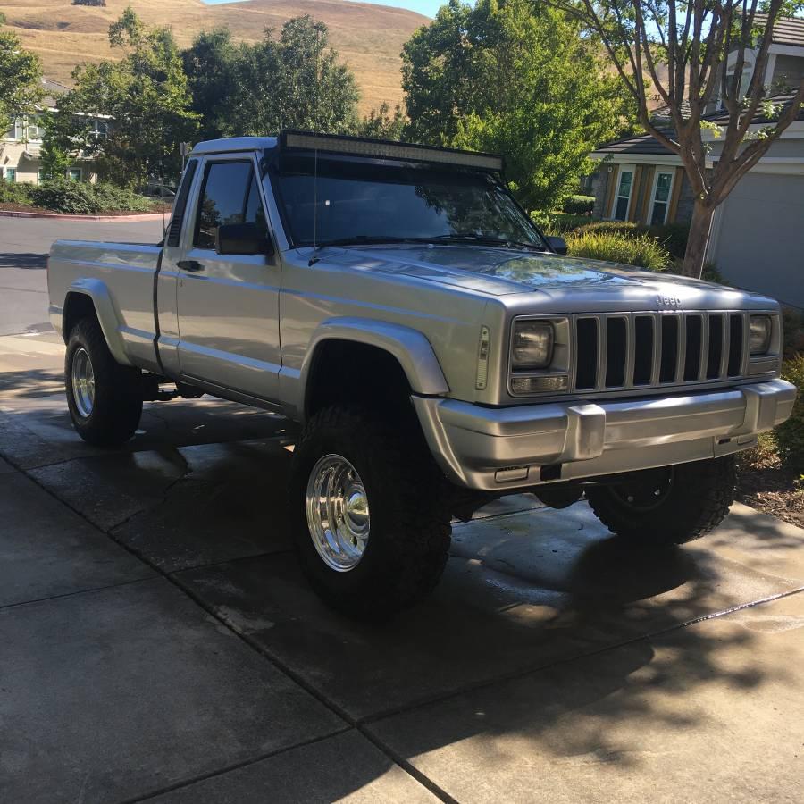 1989 Jeep Comanche V6 Automatic For Sale in Concord, CA ...