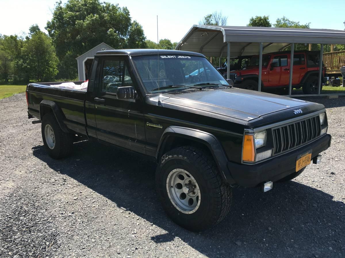 1989 Jeep Comanche Parts Catalog Jeep Auto Parts Catalog