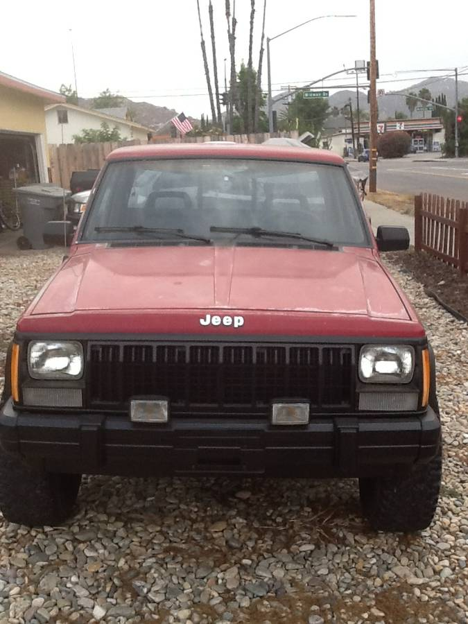 1989 Jeep Comanche Pioneer V6 Manual For Sale in San Diego ...