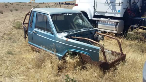 jeep comanche for sale craigslist autos post. Black Bedroom Furniture Sets. Home Design Ideas