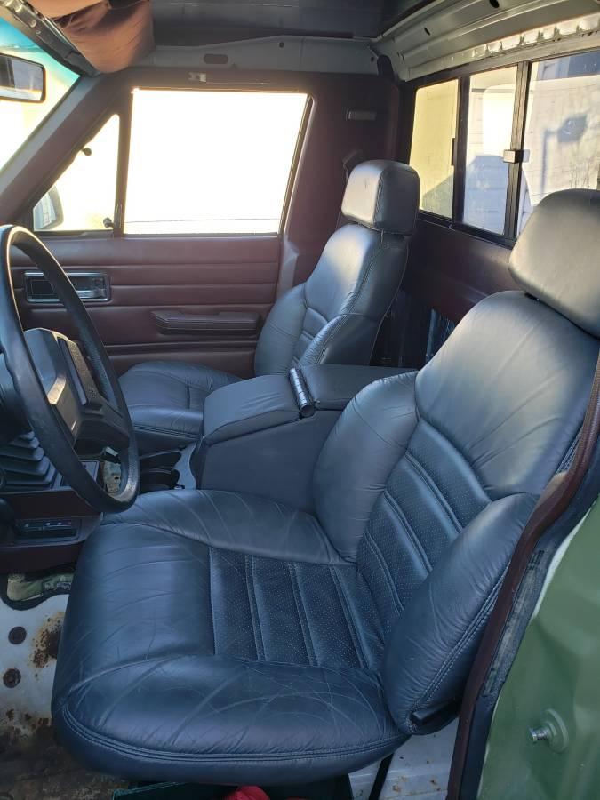 1987 Jeep Comanche 6cyl Manual For Sale in Spokane, WA ...