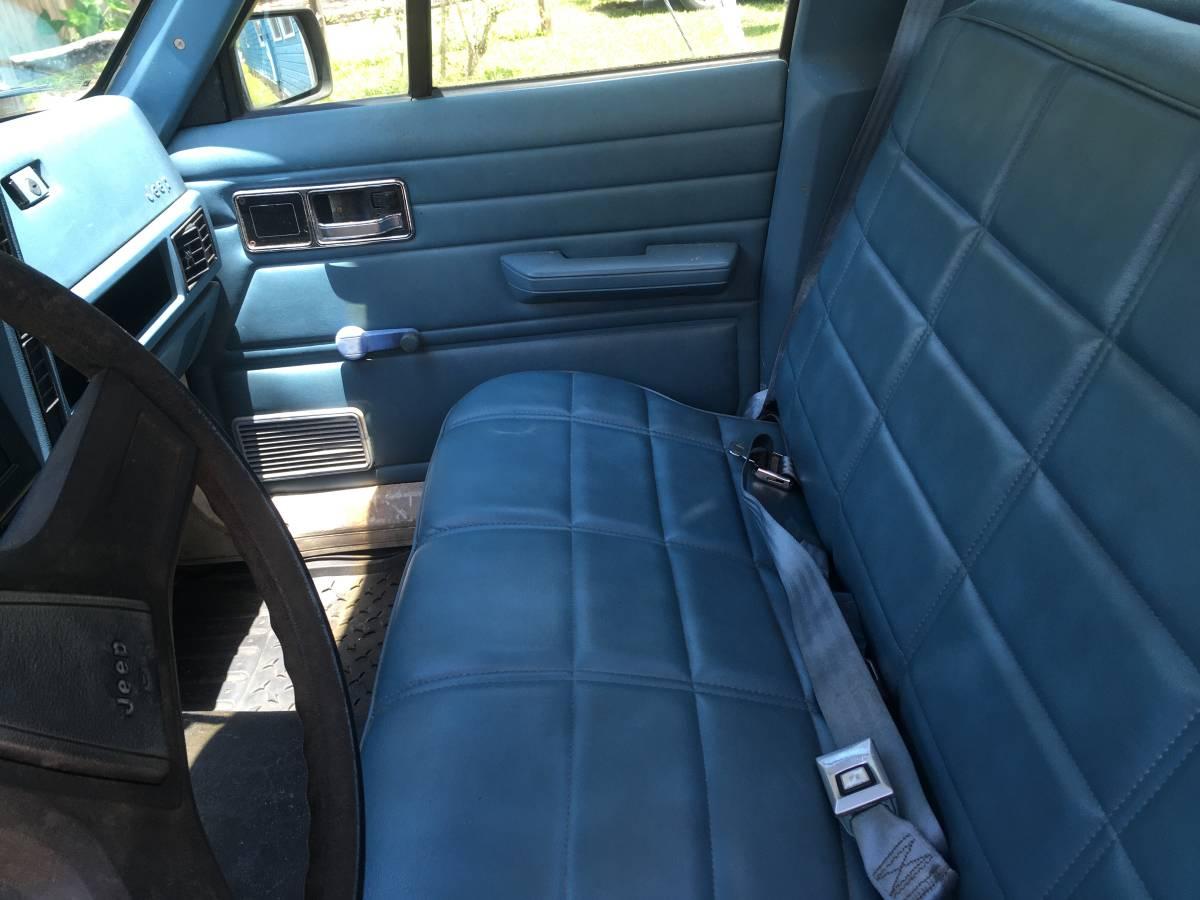 1987 Jeep Comanche 6cyl Auto For Sale in Saint Augustine ...
