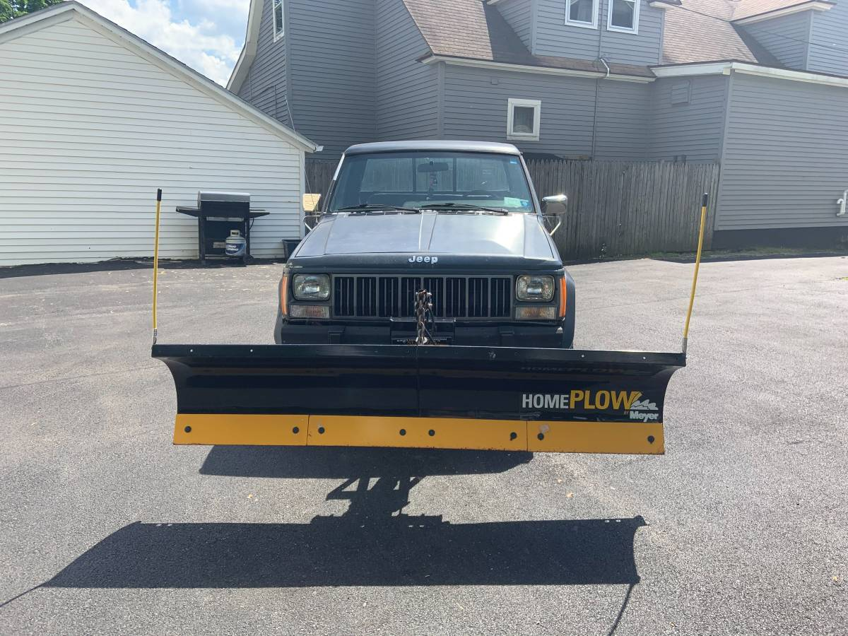 1988 Jeep Comanche Pioneer 4cyl For Sale in Syracuse, NY ...