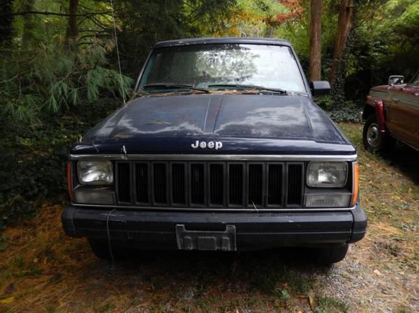1987 Jeep Comanche 4x4 V4 Manual For Sale in Mason City ...