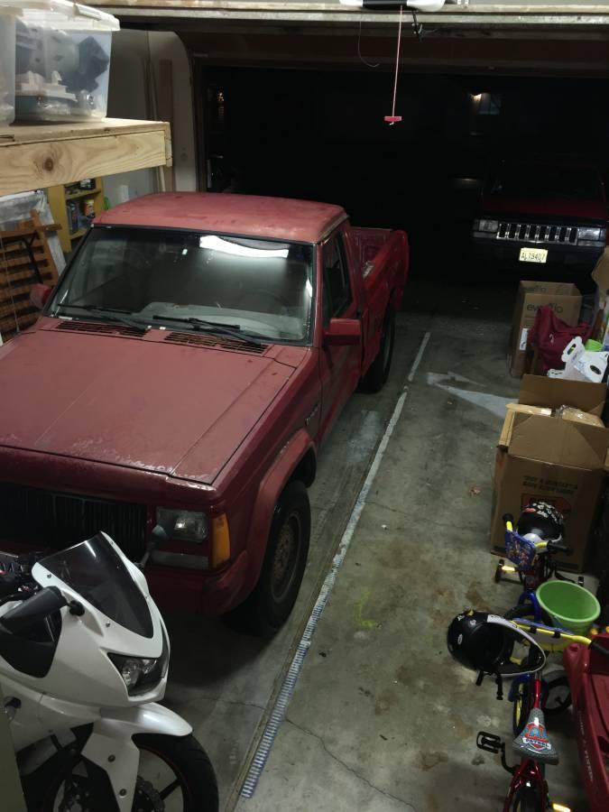 1989 Jeep Comanche Pioneer Auto For Sale in Beaverton, OR ...