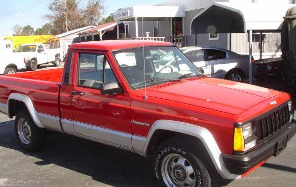 1989 Jeep Comanche 4.0L V6 Manual For Sale in New Bern, NC ...