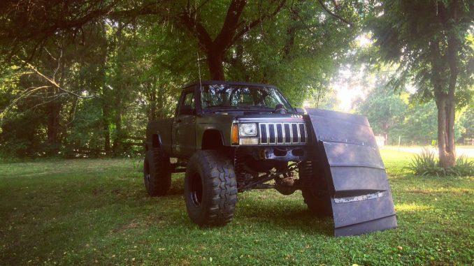 1991 Jeep Comanche Pioneer 4.0 Manual For Sale in ...