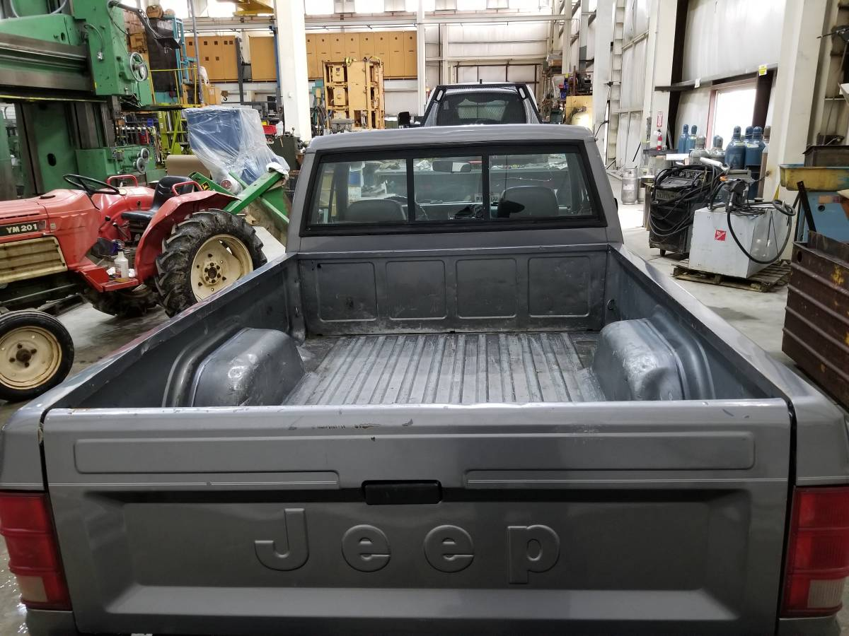 1991 Jeep Comanche Eliminator 6cyl Manual For Sale in ...