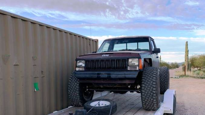 1989 Jeep Comanche 4.0 5spd Manual For Sale in Peoria, AZ ...