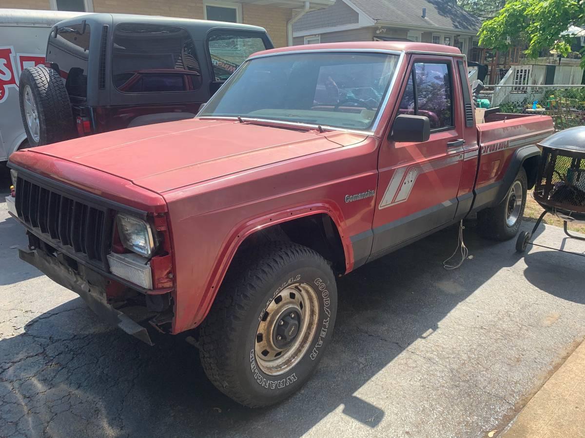 1988 Jeep Comanche Sport 305 For Sale in Downers Grove, IL ...