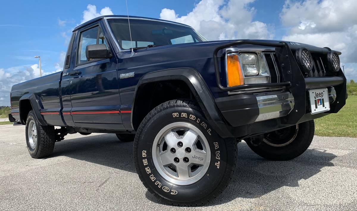1986 Jeep Comanche 2.5L 5spd For Sale in New Smyrna Beach ...