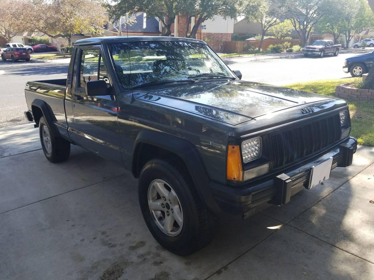 1988 Jeep Comanche 6cyl Manual For Sale in San Antonio, TX ...